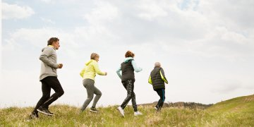 The Benefits of Movement