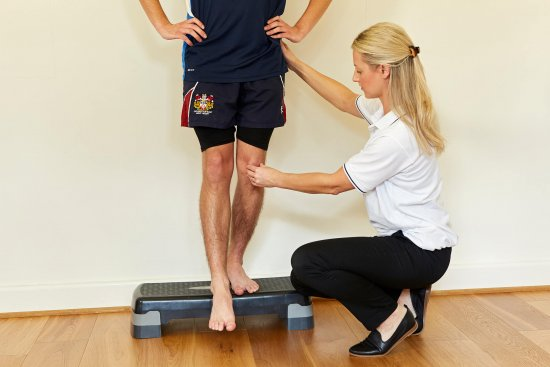 Physio Company at Claygate office