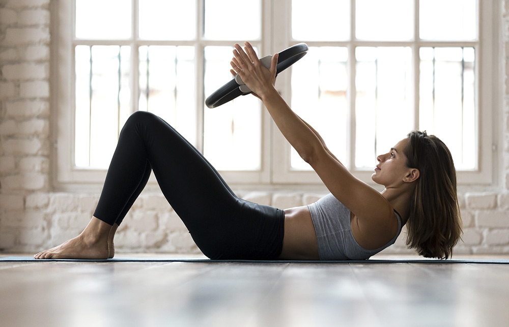 Pilates Mat and Reformer sessions
