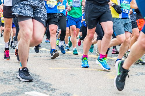 Bournemouth Marathon and training plan
